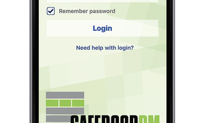 SafedoorPM Mobile App iOS and for Android